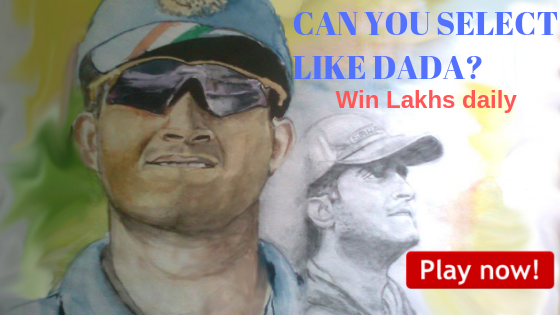 Play Fantasy Cricket in CSK vs. KXIP match and win laksh